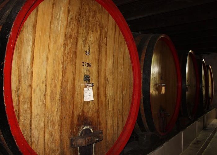 Visite de cave d'un domaine viticole lors d'un voyage CE en Afrique du Sud