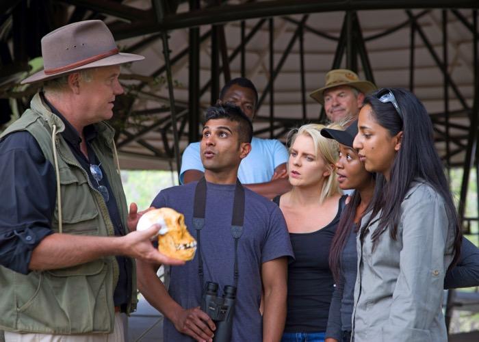 Visite safari lors d'un voyage CE en Afrique du Sud