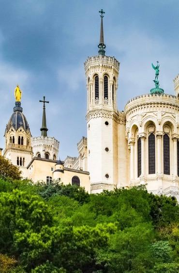 Notre Dame de Fourvière ; Lyon ; séminaire
