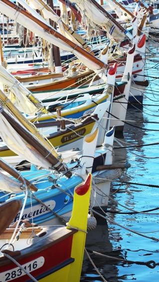 balade dans le port de Bandol et Sanary lors de votre séminaire en Provence