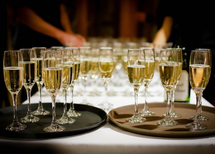 dégustation champagne, meilleur sommelier de France, plateau, dégustation MOF, prestige, luxe, évènement d'entreprise, entreprise, activité
