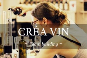 Atelier ; ludique ; création ; vin ; entreprise ; team building ; Team Building oenologiques