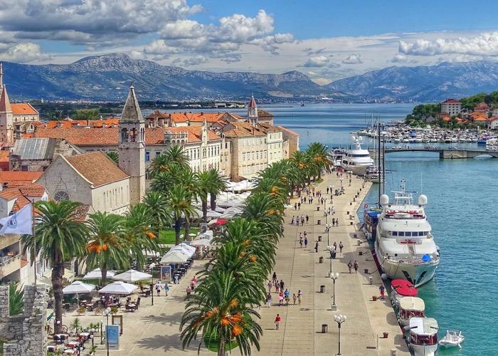 Visite d'Hvar lors d'une Incentive en Croatie et découverte des vins et de la gastronomie locale
