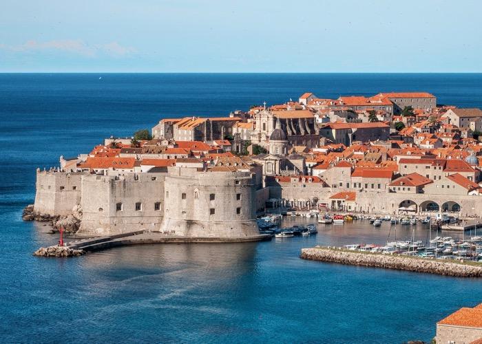 Visite de Dubrovnik lors d'Incentive en Croatie et découverte des vins et de la gastronomie locale