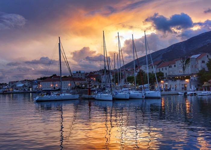 découverte du port de Dubrovnik Incentive en Croatie et découverte des vins et de la gastronomie locale