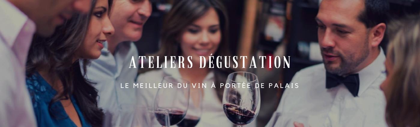 Atelier ; dégustation ; vin ; Paris ; oenologie ; activité