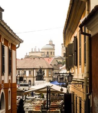 Visite d' Eger lors de votre séminaire à Budapest