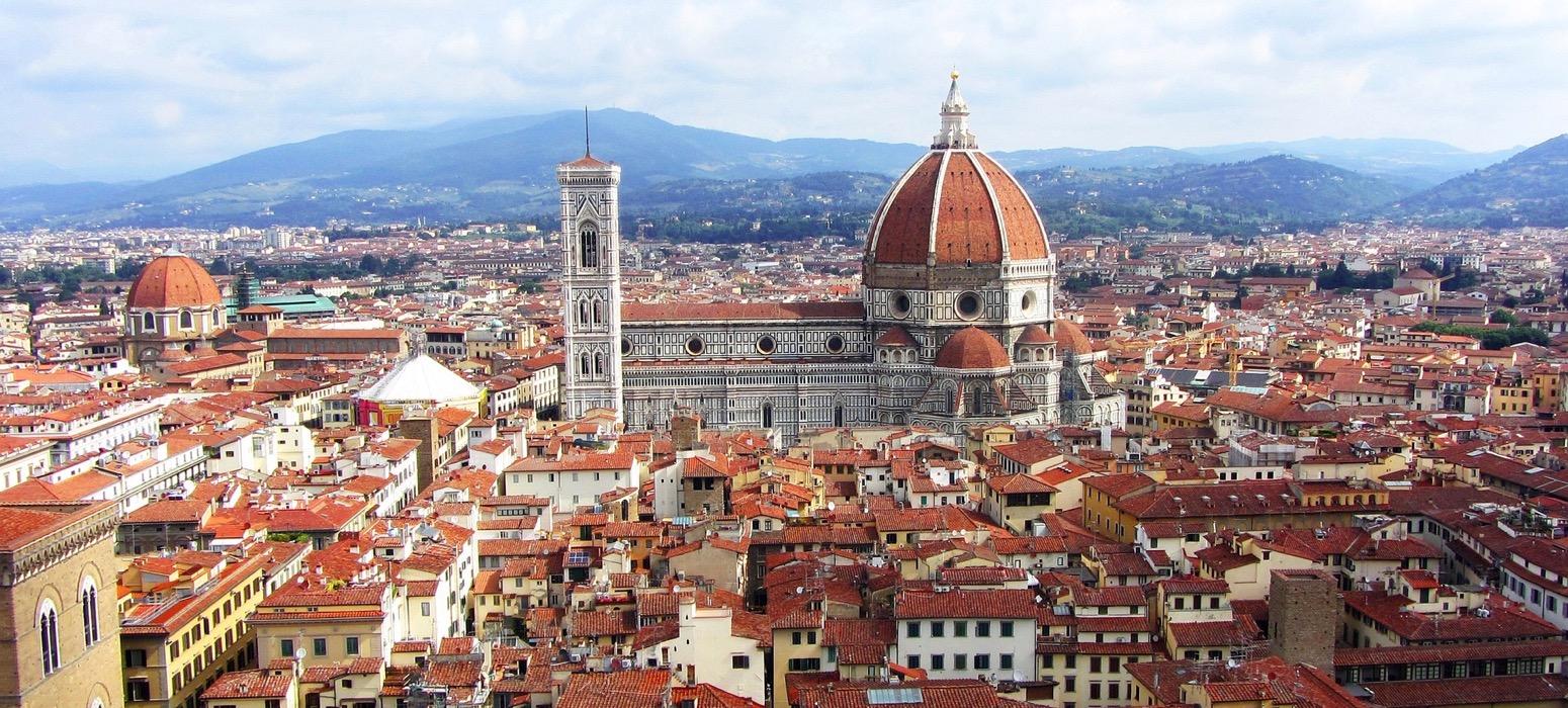 Découvrez la Toscane et Florence lors d'un séminaire en Italie