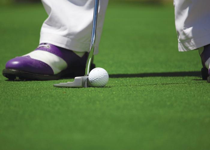 activité de golf pendant séminaire en provence