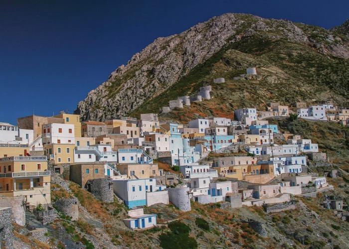 visite village montagne Incentive en Grèce et découverte des vins et de la gastronomie locale