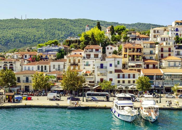 Visite de port Incentive en Grèce et découverte des vins et de la gastronomie locale