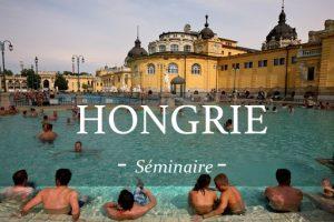 Organisez votre séminaire à Budapest en Hongrie