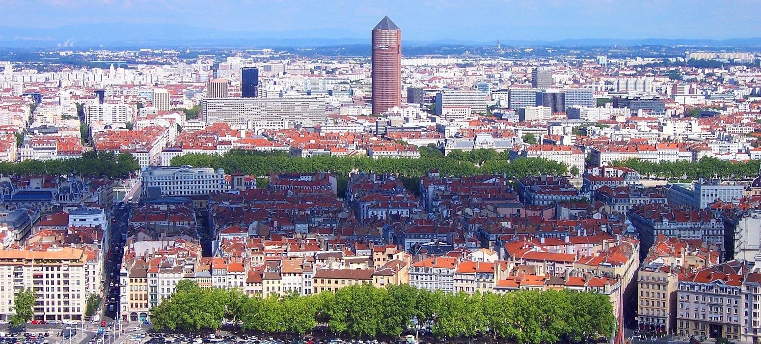 Lyon ; ville ; vue Basilique Fourvière ; séminaire ; découverte ; wine passport