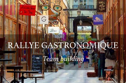 rallye gastronomique ; team building ; activité ; vin ; Team Building oenologiques