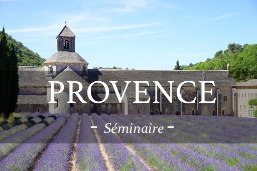 Organisez votre séminaire en Provence et découvrez la gastronomie et les vins de la région