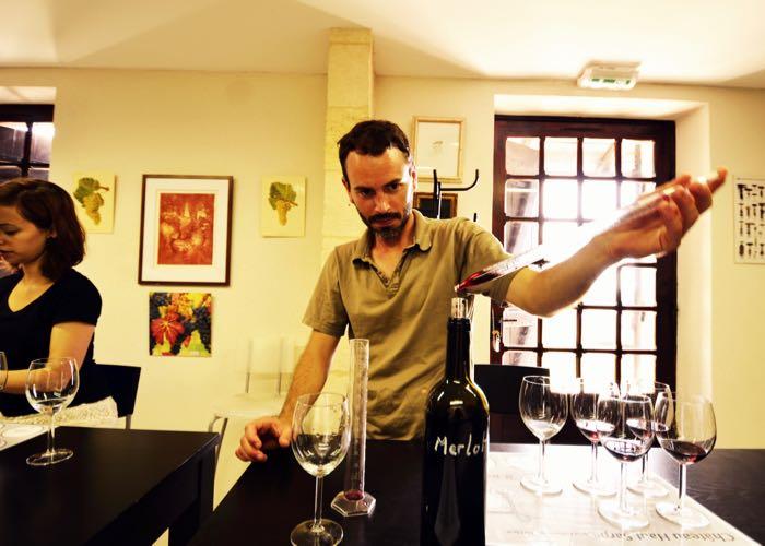 activité ; originale ; team building ; vin ; création vin ; découverte