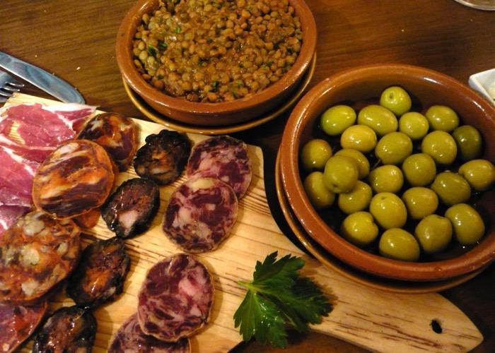 Goûtez aux plaisirs des tapas lors d'un séminaire dans la Rioja en Espagne