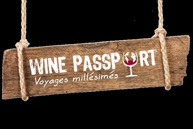 Logo de l'entreprise Wine Passport agence évènementiel autour du vin et de la gastronomie