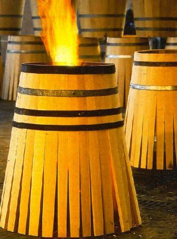 montage de fût ; tonneau ; vin ; préparation
